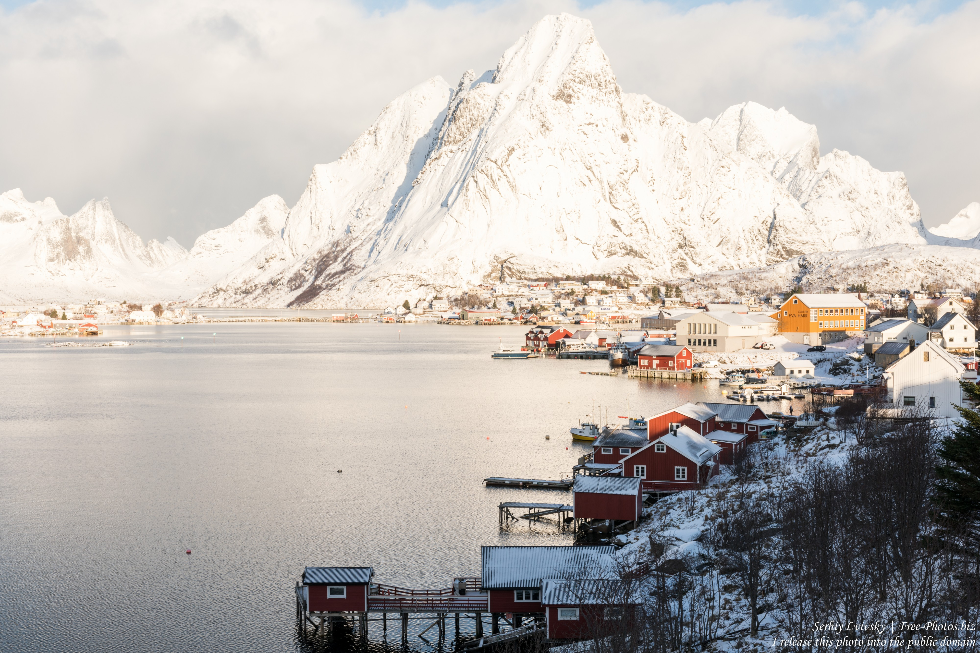 Reine and surroundings, Norway, in February 2020, by Serhiy Lvivsky, picture 17