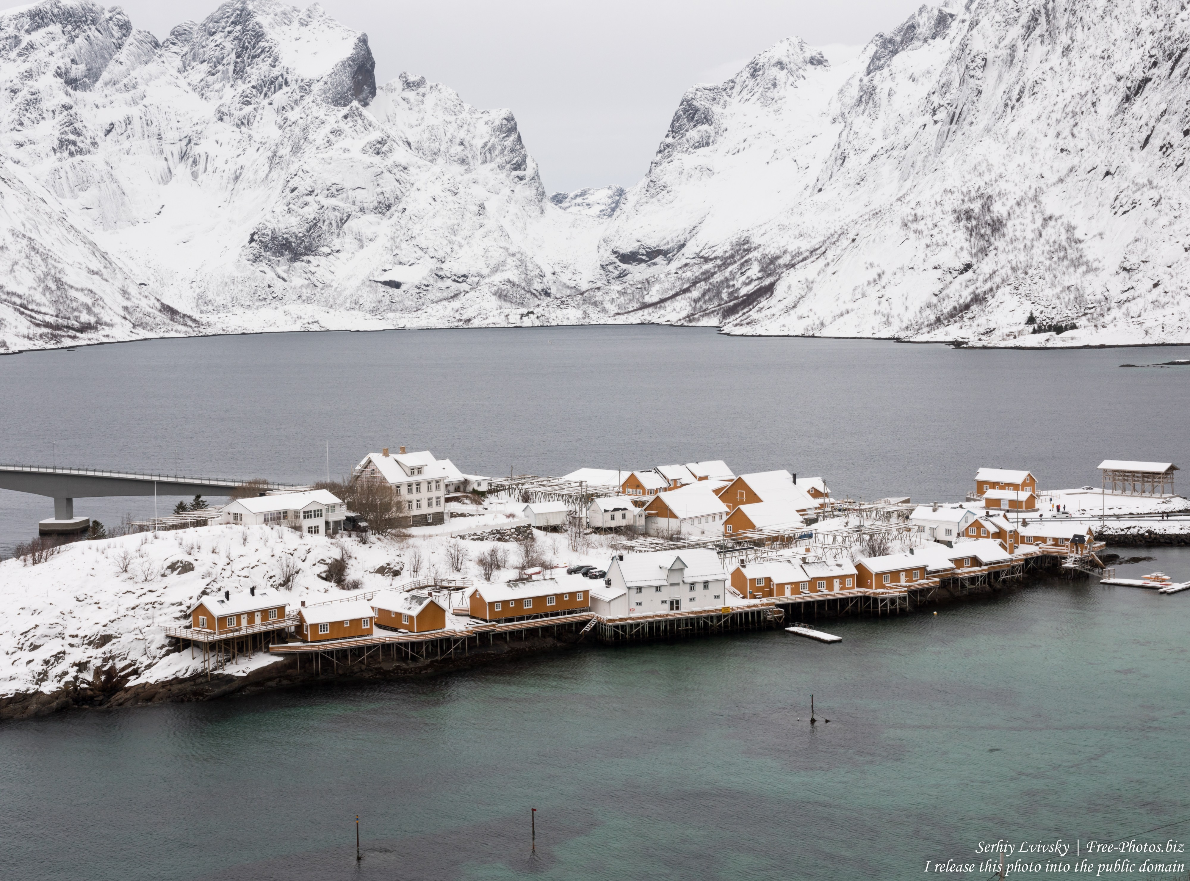 Sakrisoy and surroundings, Norway, in February 2020 by Serhiy Lvivsky, picture 6