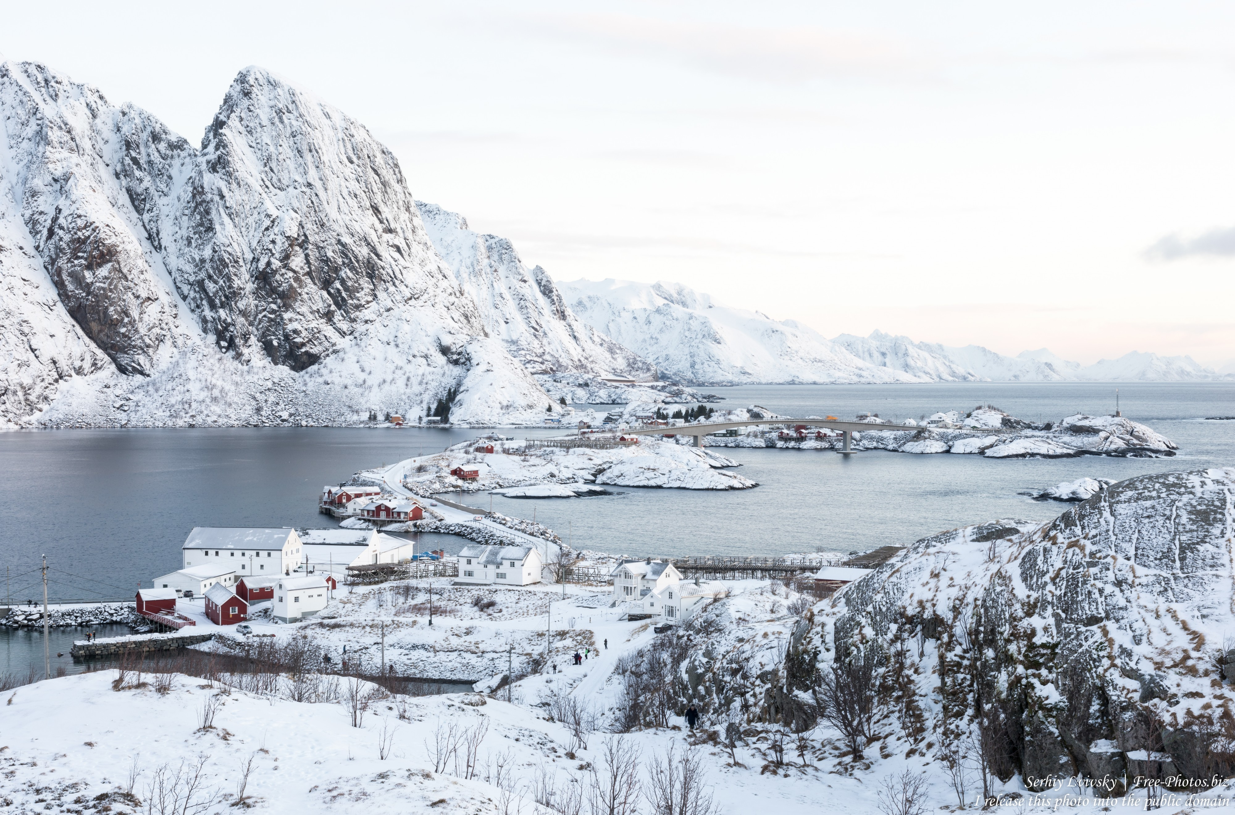 Sakrisoy and surroundings, Norway, in February 2020 by Serhiy Lvivsky, picture 21