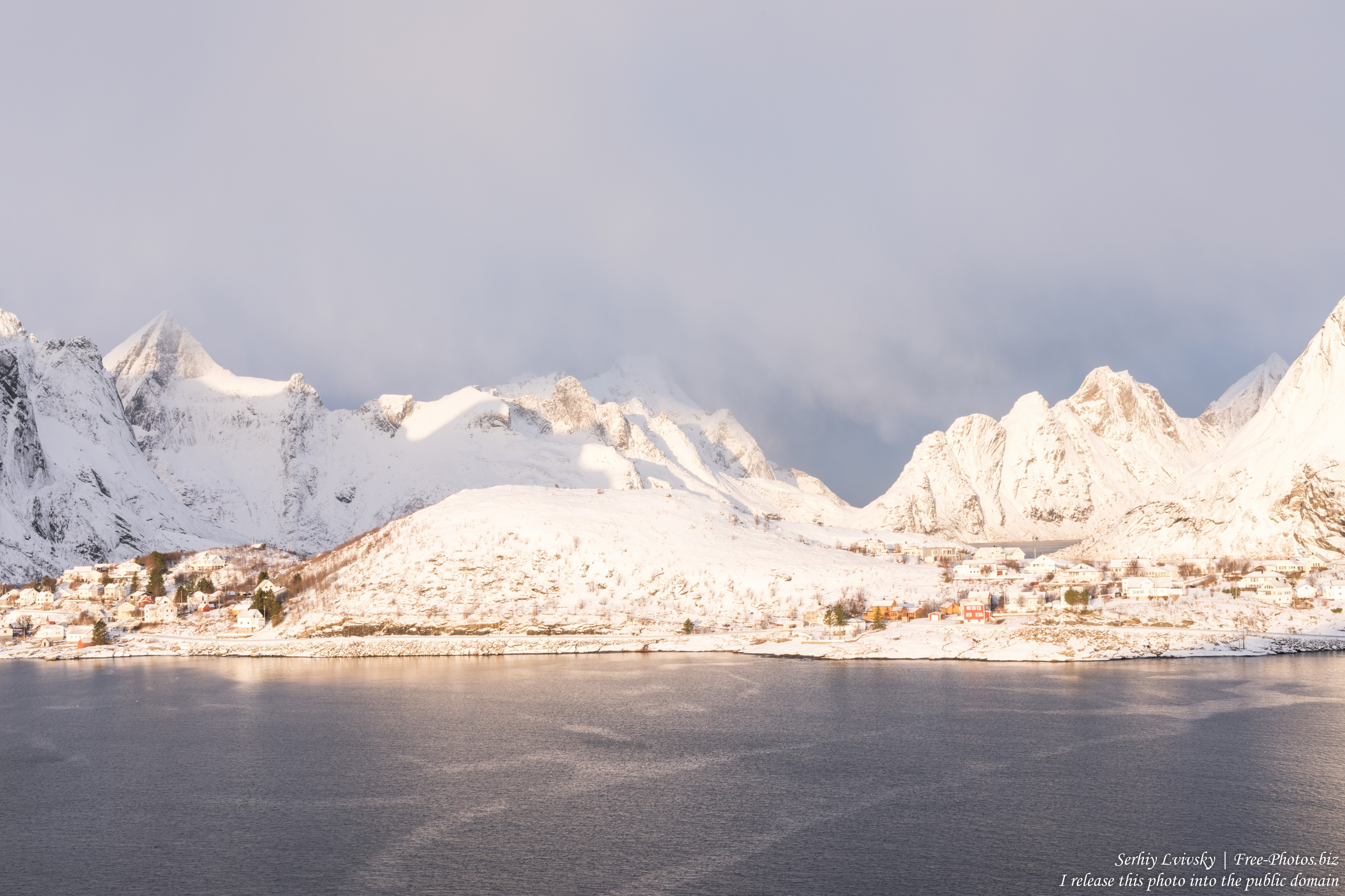 Sakrisoy and surroundings, Norway, in February 2020 by Serhiy Lvivsky, picture 30