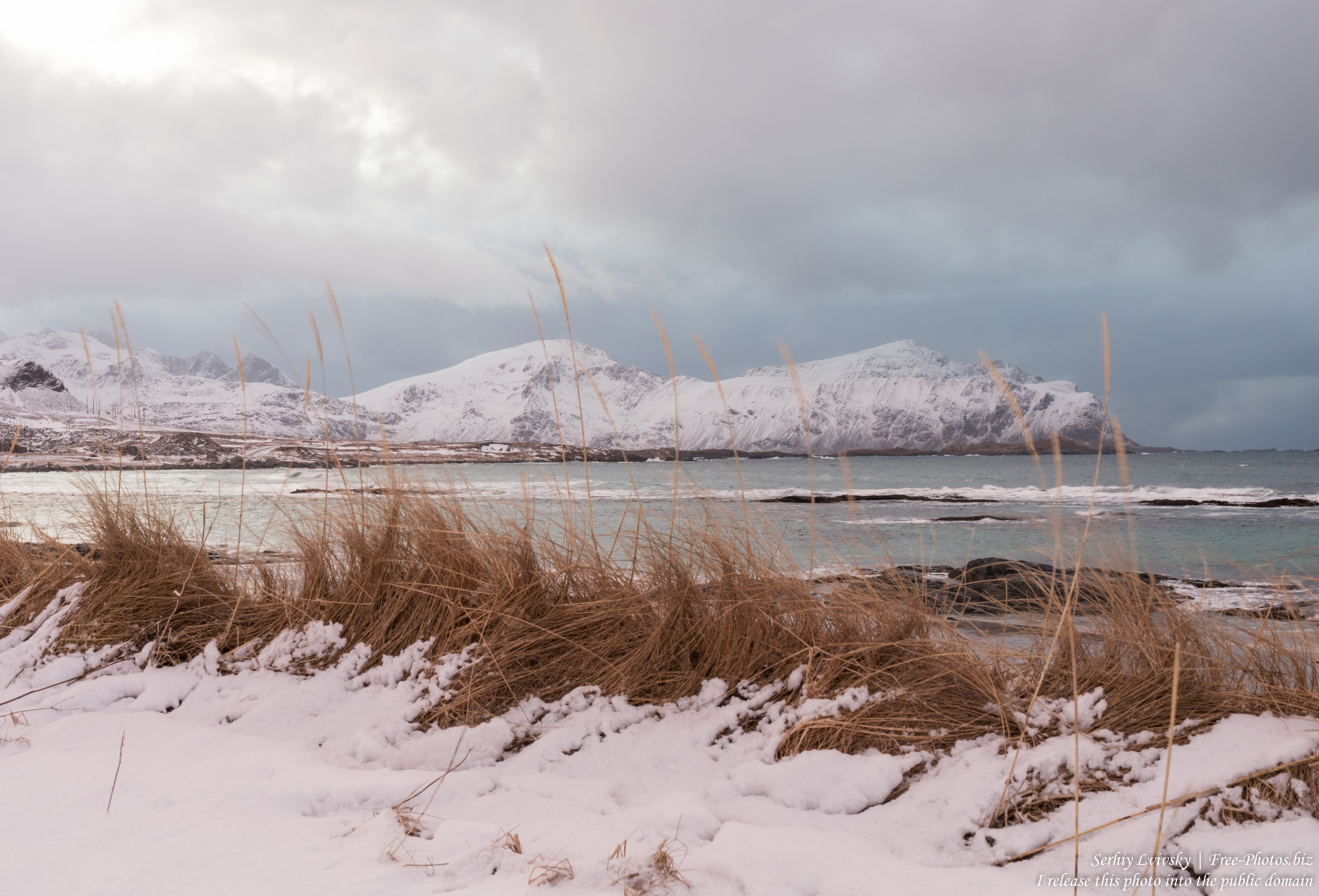 Skagsanden beach, Norway, photographed in February 2020 by Serhiy Lvivsky, picture 13