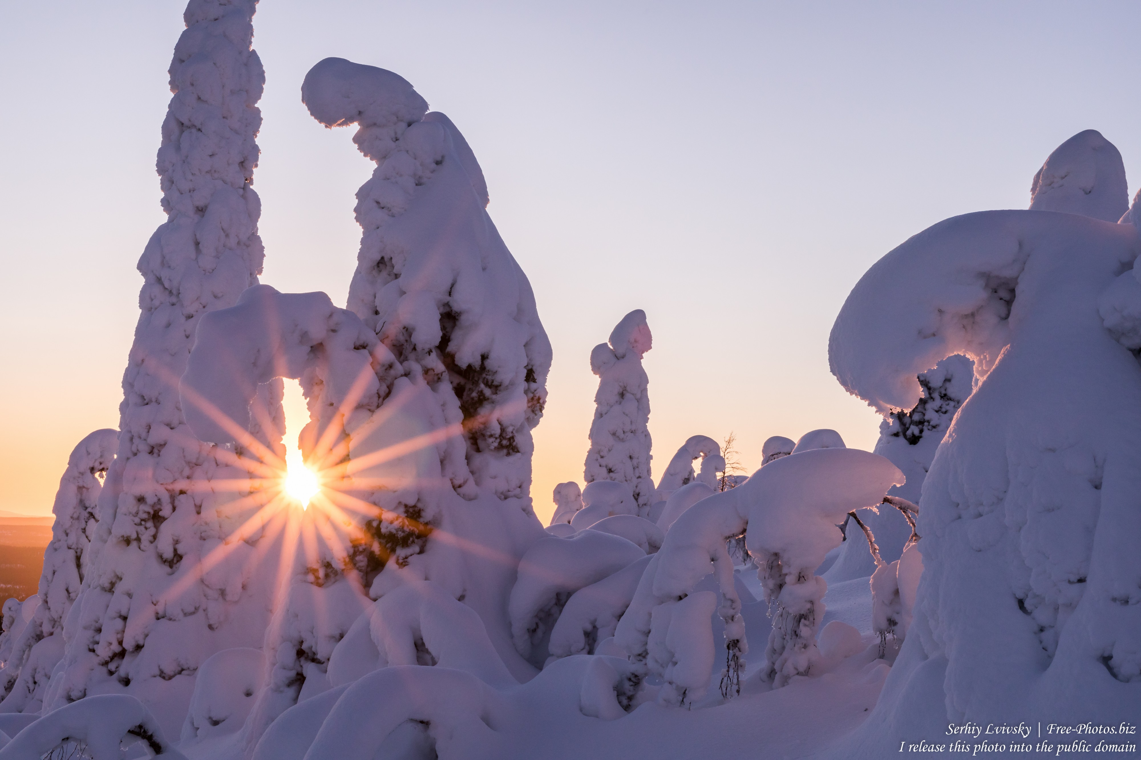 Valtavaara, Finland, photographed in January 2020 by Serhiy Lvivsky, picture 32