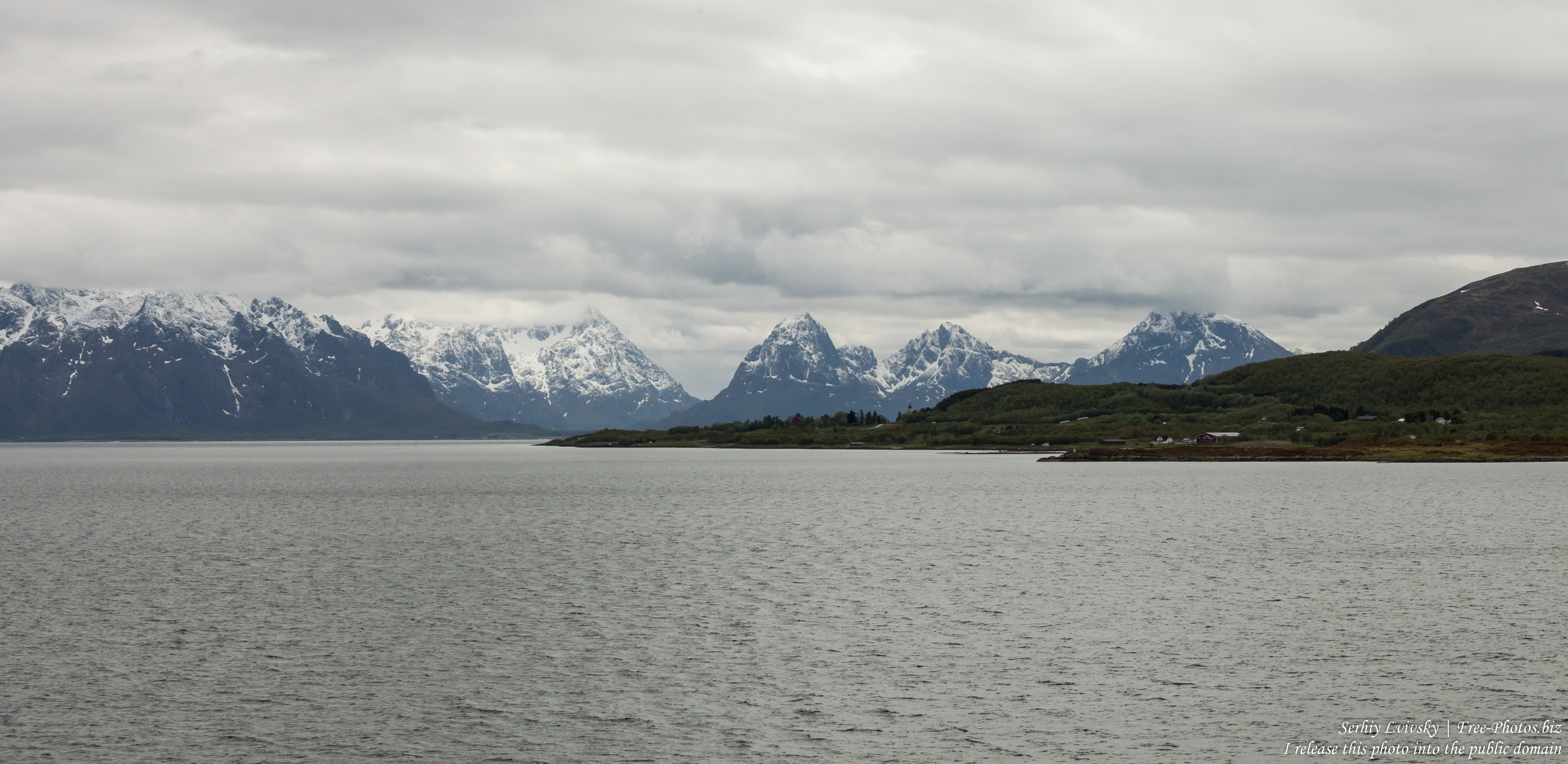 way from Sortland to Stokmarknes, Norway, photographed in June 2018 by Serhiy Lvivsky, picture 10