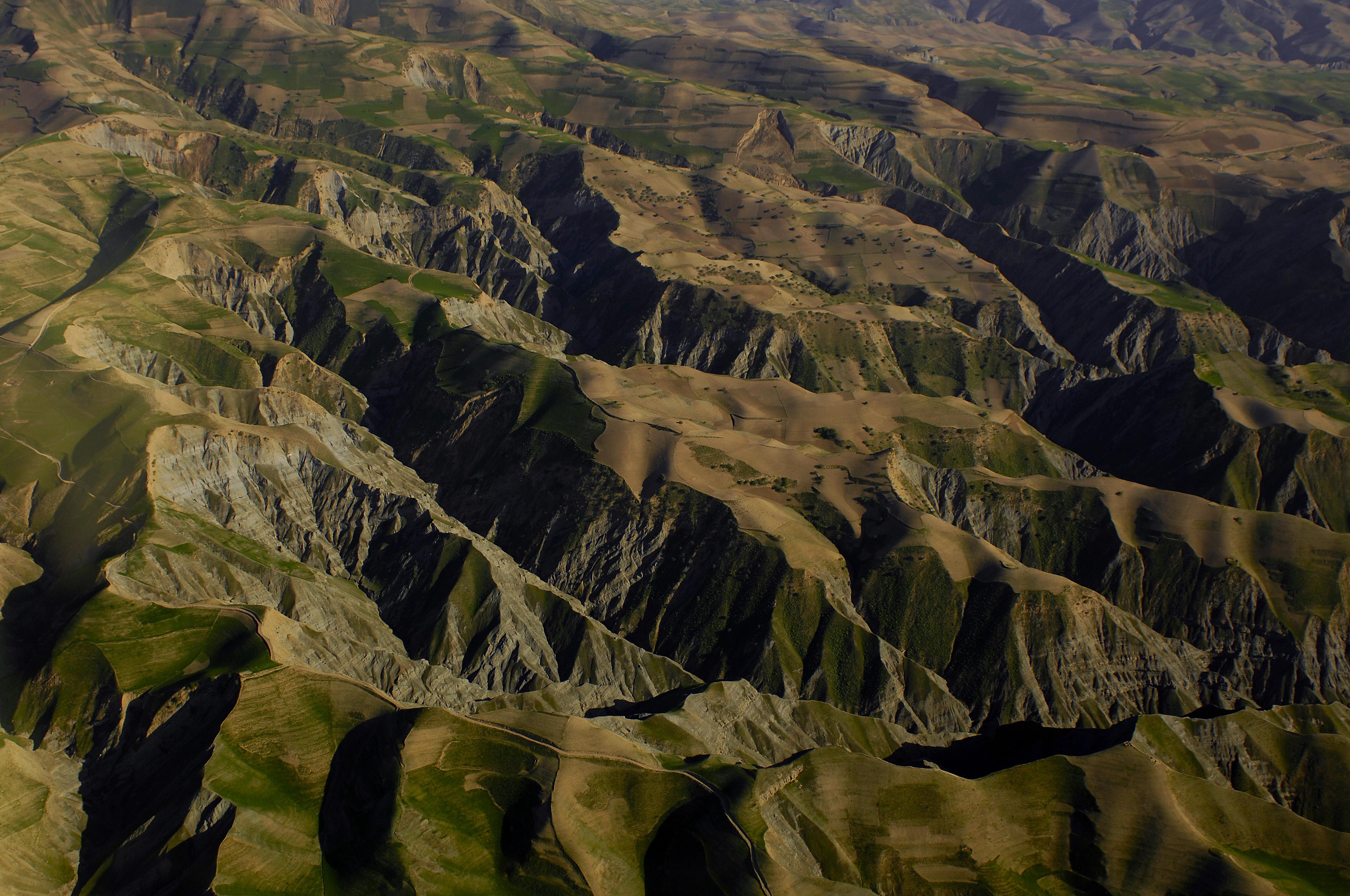 عکس زیبا از کوههای افغانستان