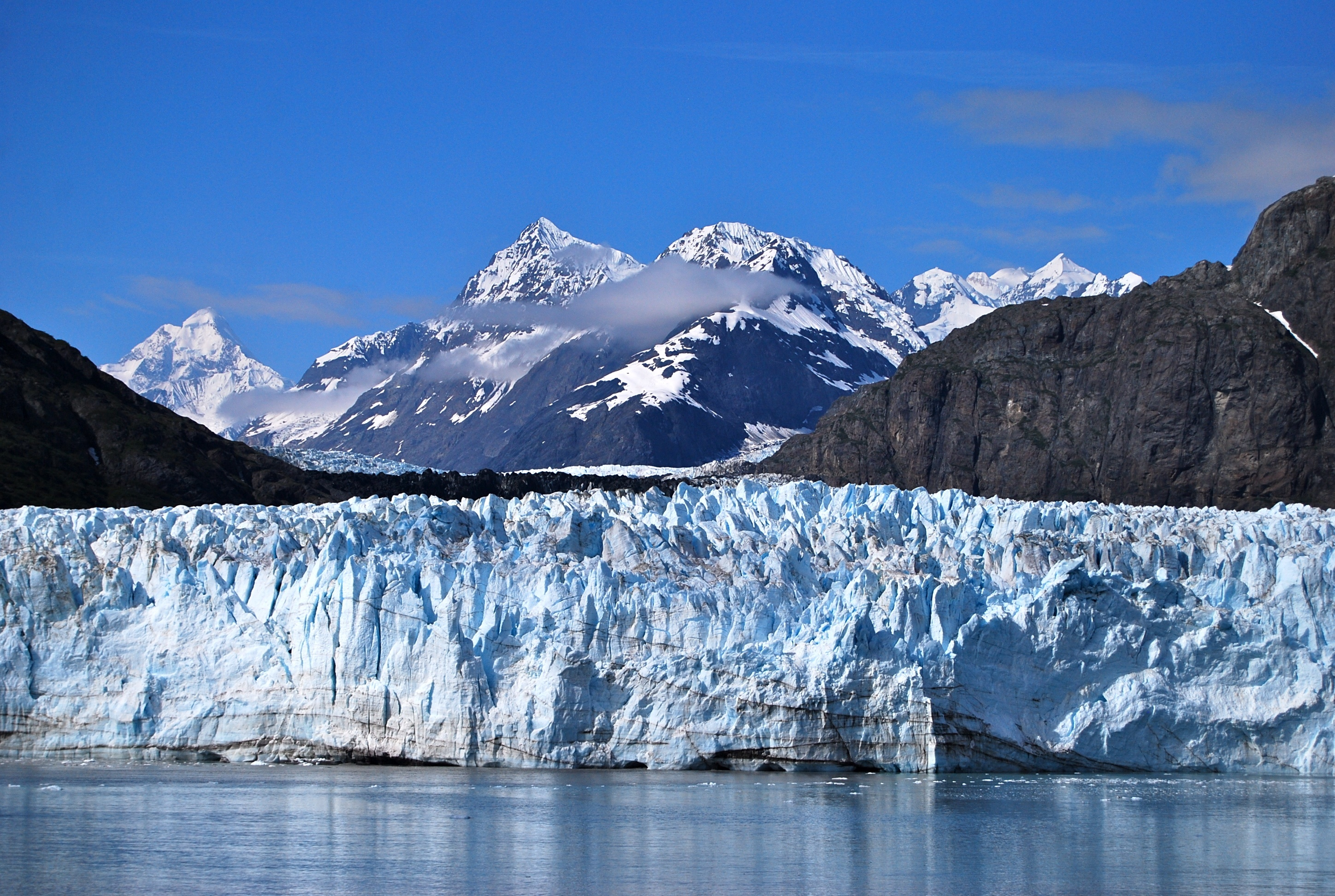 Margerie Glacier and Mount Fairweather 1