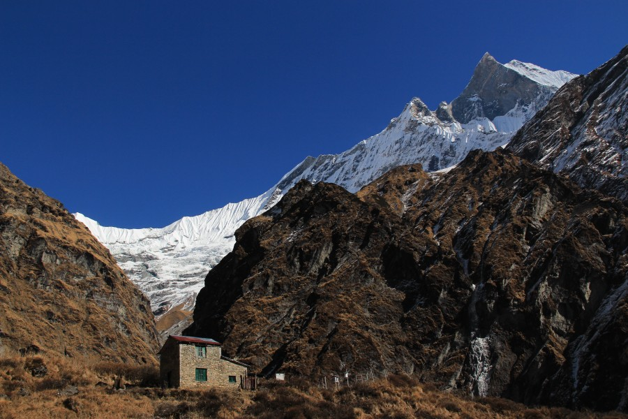 Annapurna Base Camp (3)