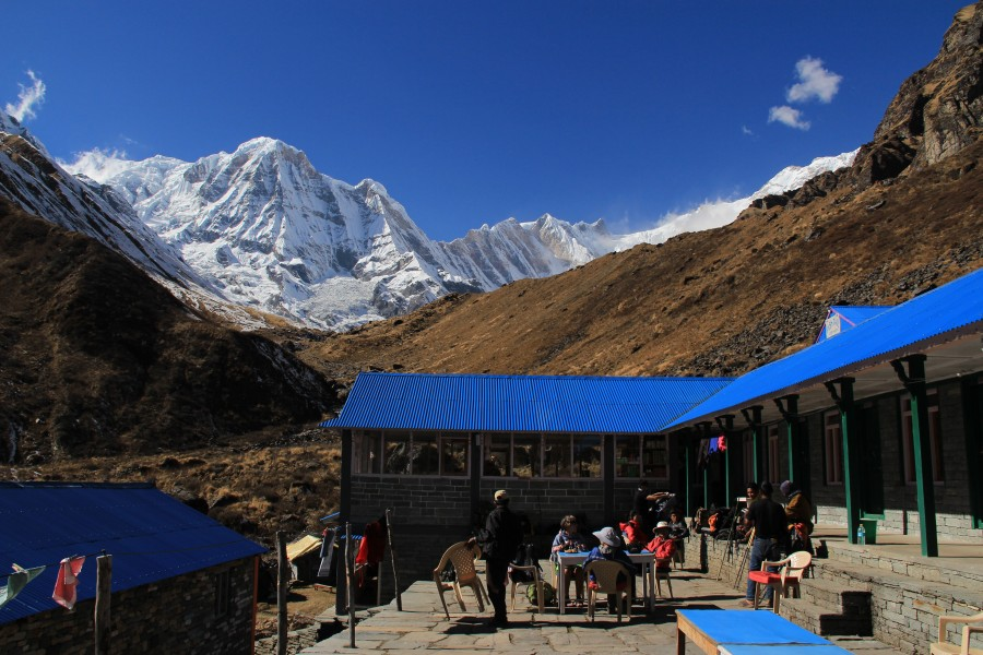 Annapurna Base Camp (4)