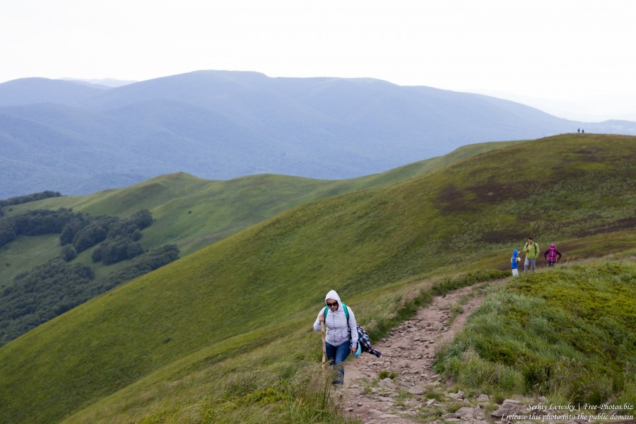 Bieszczady mountains, Poland, photographed in July 2017 by Serhiy Lvivsky, picture 1