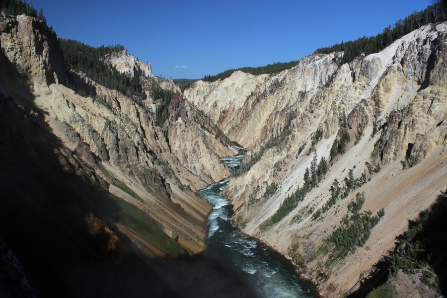 Grand Canyon of the Yellowstone 26