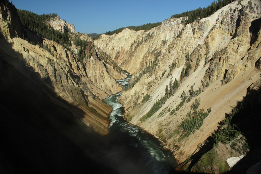Grand Canyon of the Yellowstone 33