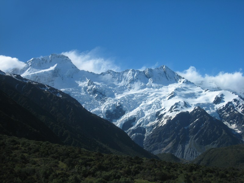 Mount Sefton and the Footstool 2