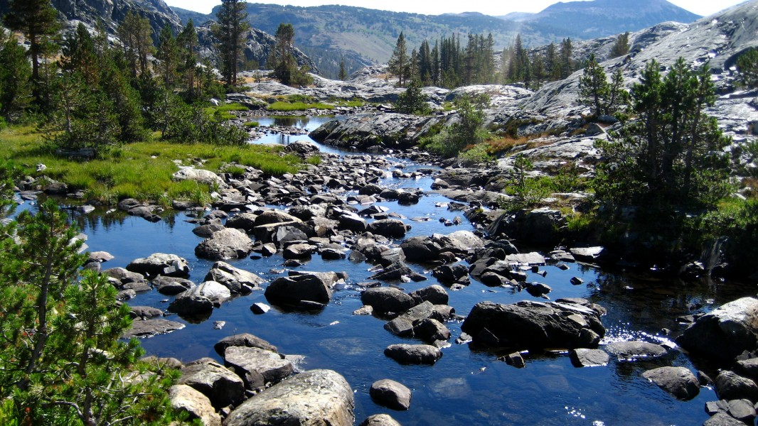 San Joaquin River headwaters
