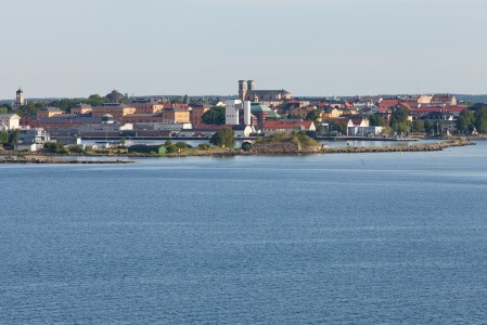 nearing Karlskrona, Sweden, Baltic sea, June 2014, picture 3