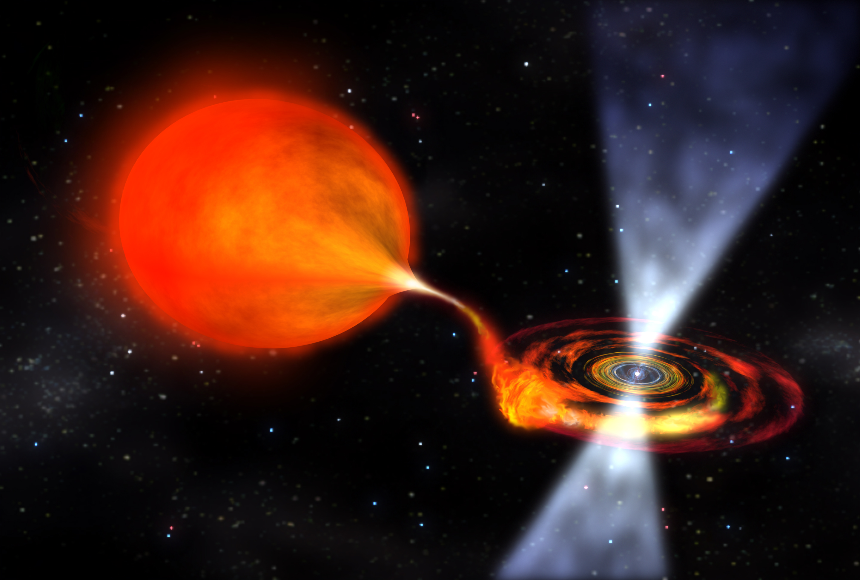 Aссretion Spins Pulsar to Millisecond Range
