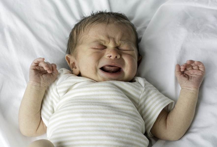 Human-Male-White-Newborn-Baby-Crying
