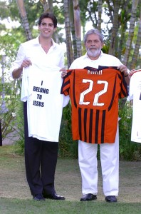 Kaka and Lula