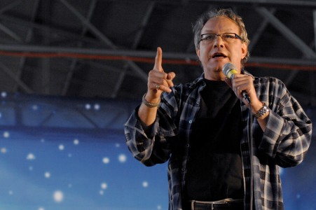 Lewis Black Aviano
