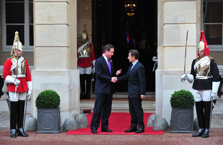 Cameron and Sarkozy 3