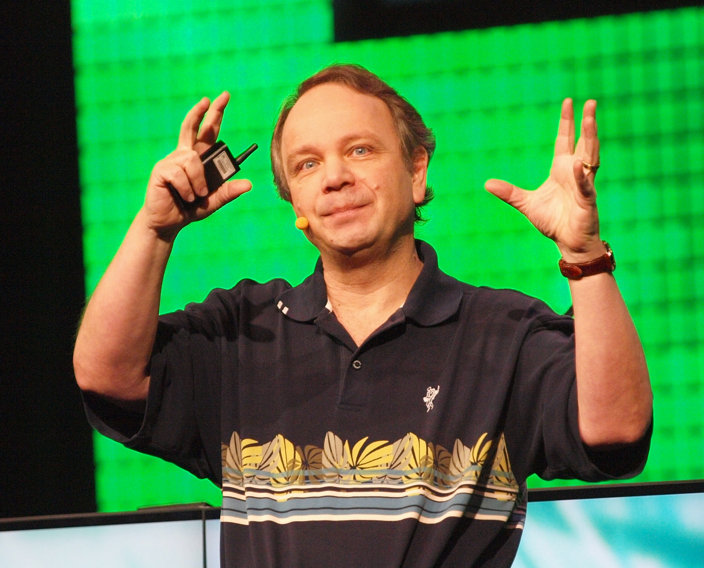 Sid Meier - Game Developers Conference 2010 - Day 4 (4)