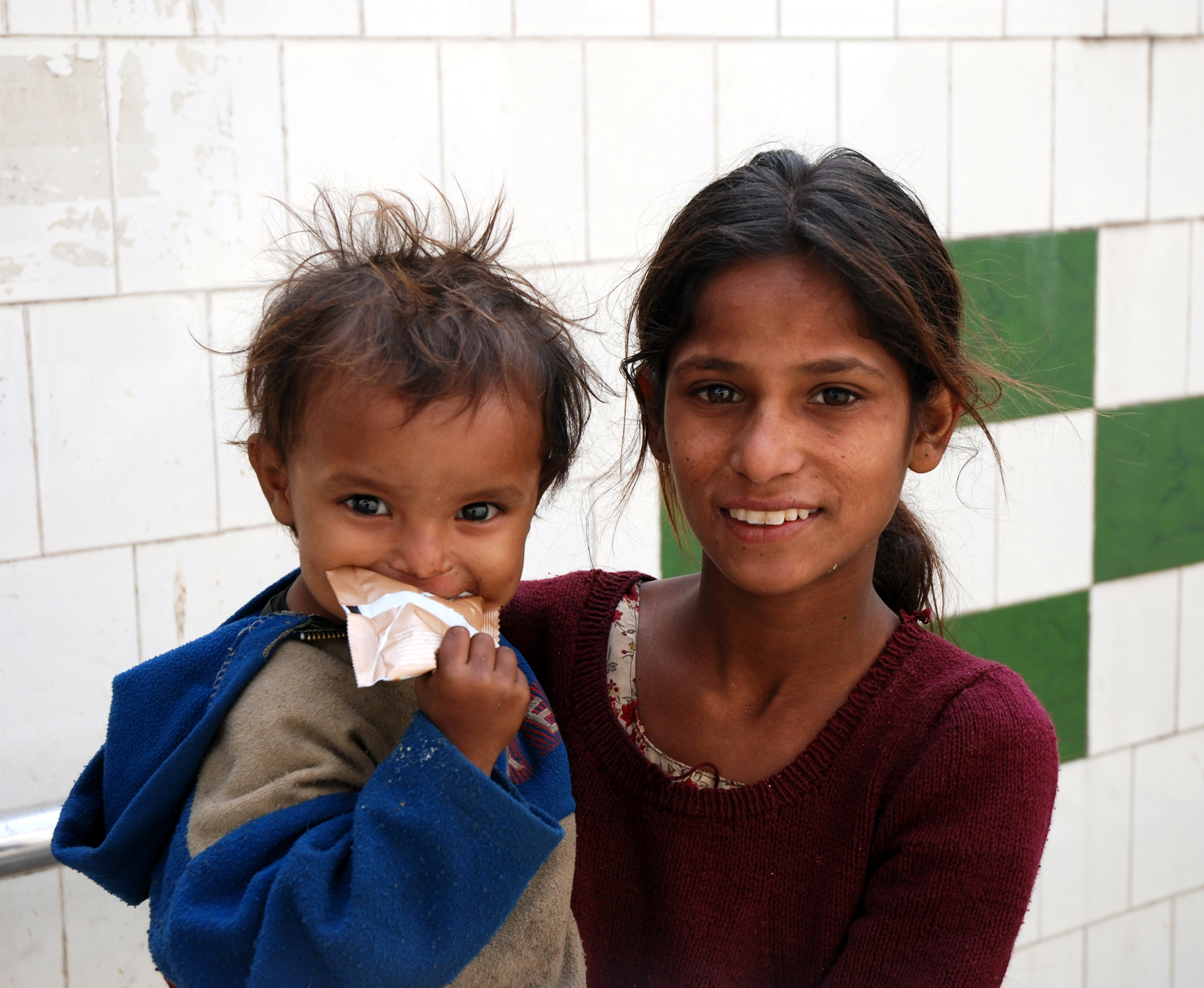 Children in India 1