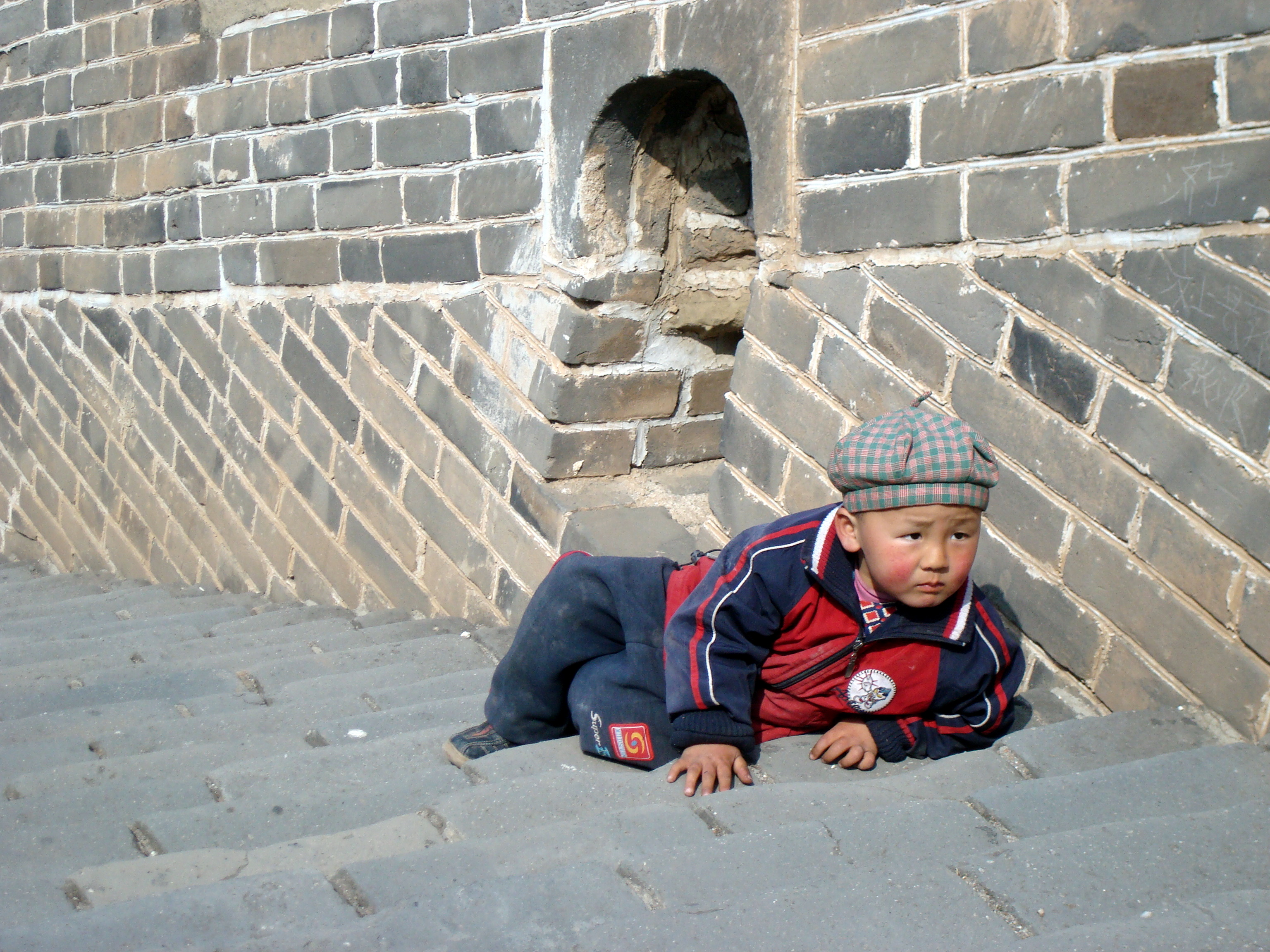 Great wall child