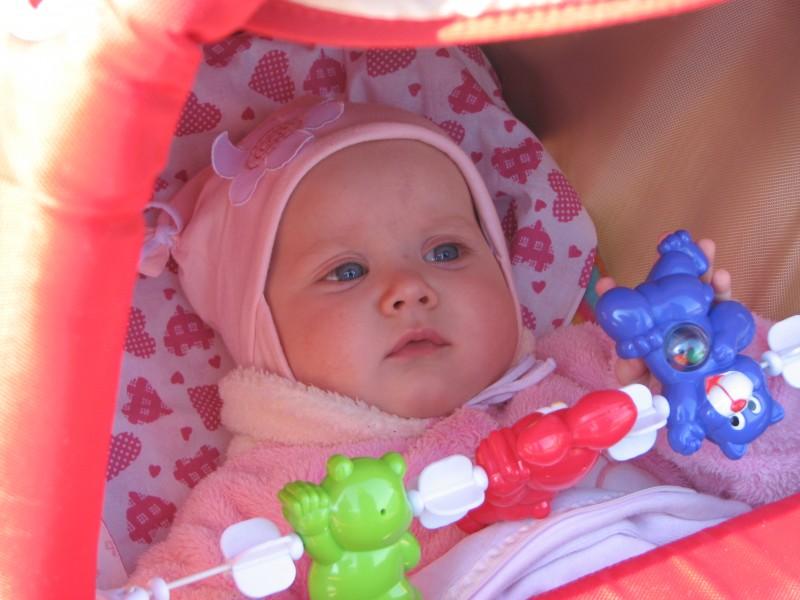 A baby kid girl, picture 024