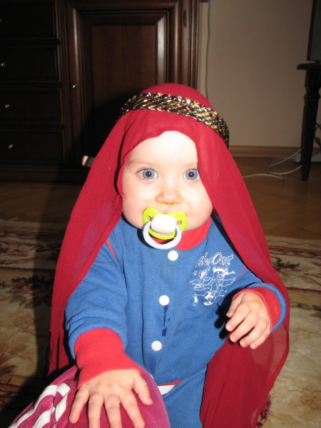 A baby kid girl, picture 045