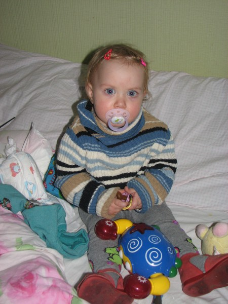 A baby kid girl, picture 052