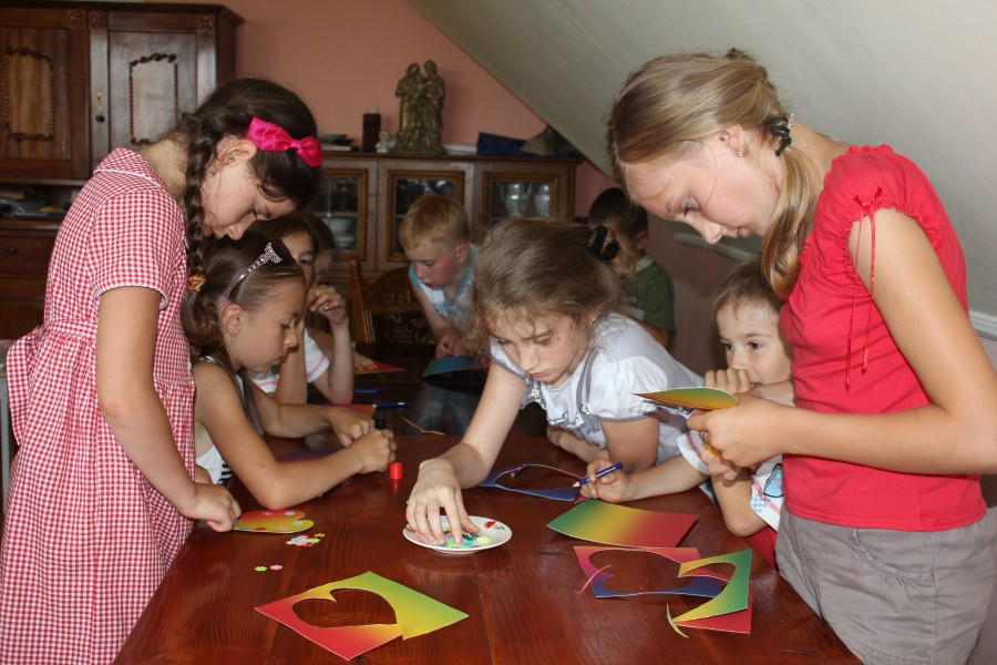 Vacations with God: Catholic Camp for Kids in Lviv, Ukraine