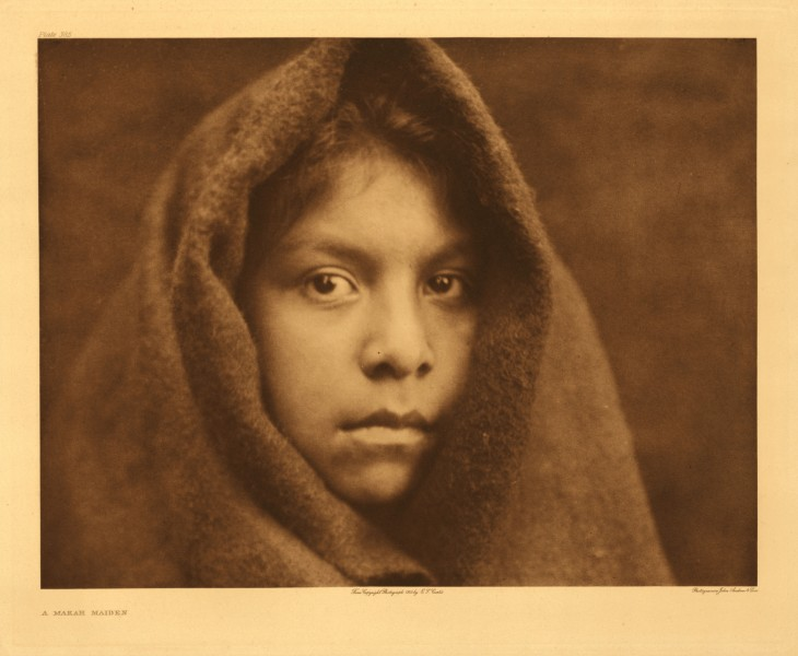 Edward S. Curtis Collection People 022