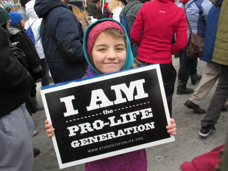 March for Life, Washington, D.C. (2013)