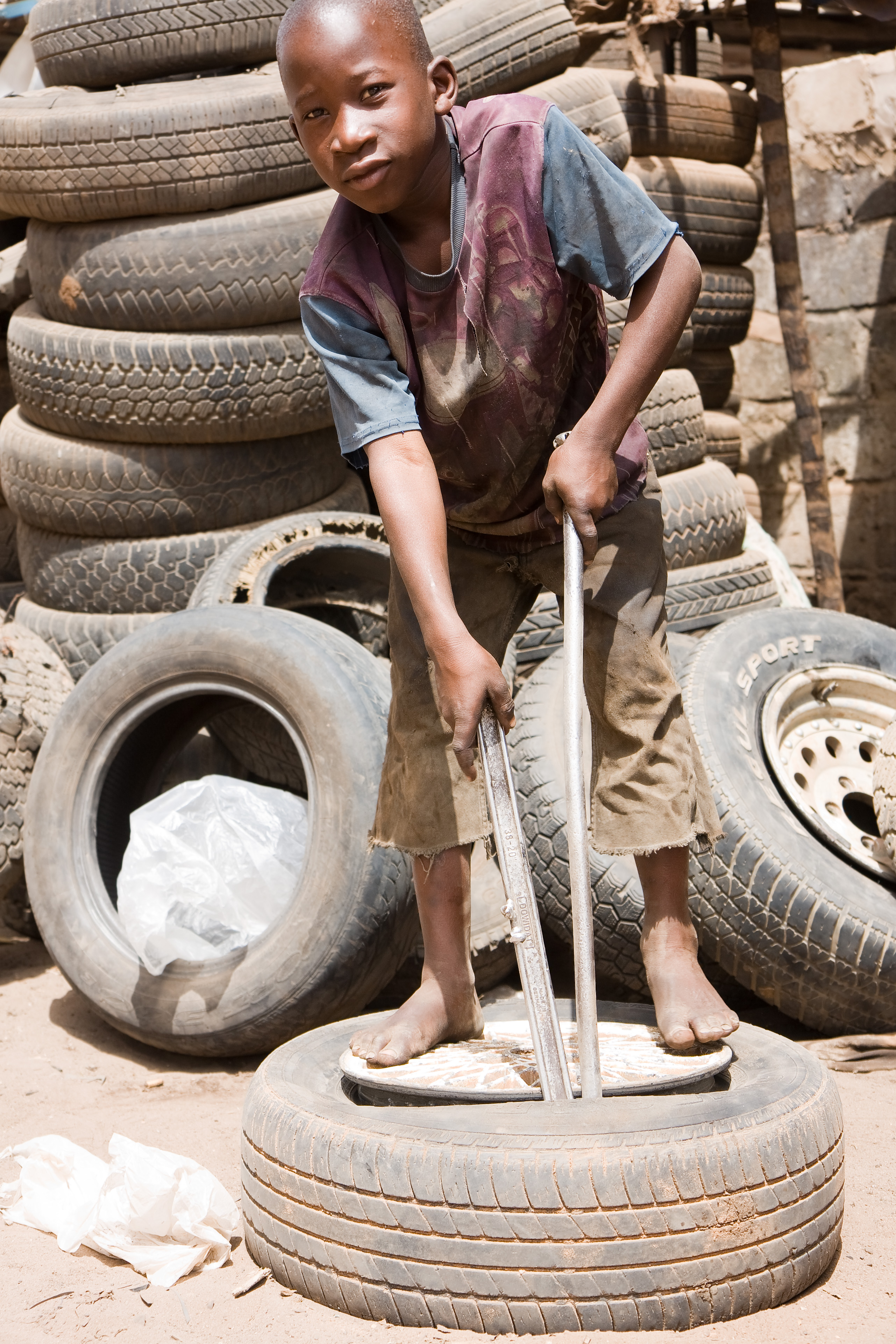 Tyre shop worker2