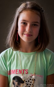 a 12-year-old girl photographed in July 2015 by Serhiy Lvivsky, picture 1