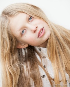 a 12-year-old natural blond Catholic girl photographed by Serhiy Lvivsky in November 2015, picture 4