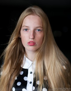 a 17-year-old Catholic natural blond girl photographed in September 2016 by Serhiy Lvivsky, picture 7