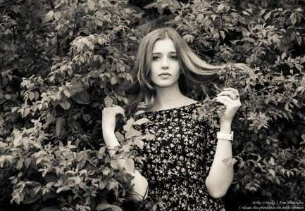 a 17-year-old natural blond girl photographed in May 2016 by Serhiy Lvivsky, picture 18