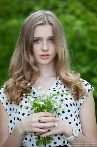 a 17-year-old natural blond girl photographed in May 2016 by Serhiy Lvivsky, picture 24