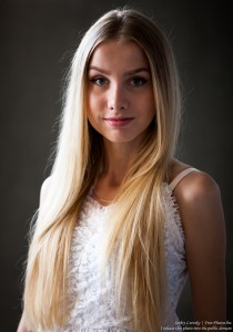 a 21-year-old natural blond girl photographed by Serhiy Lvivsky in july 2016, picture 2