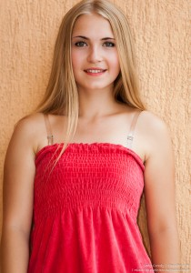 a Catholic 19-year-old natural blond girl photographed in August 2015 by Serhiy Lvivsky, picture 30
