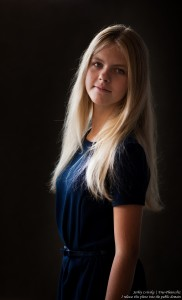 a preteen natural blond girl photographed in August 2016 by Serhiy Lvivsky, picture 3