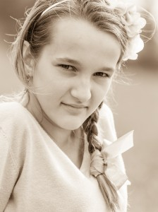 an amazing Catholic girl photographed in October 2014, picture 3, monochrome