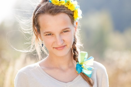 an amazing Catholic girl photographed in October 2014, picture 13