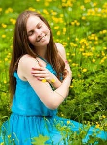an amazingly photogenic 13-year-old girl photographed in May 2015, picture 44