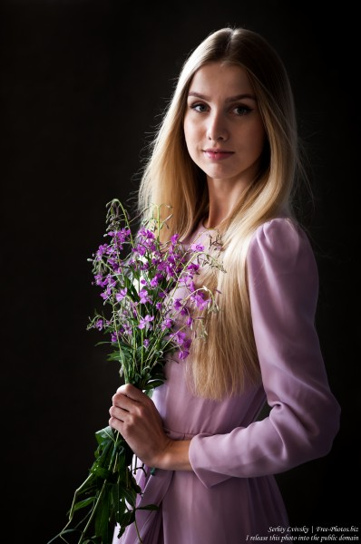 a 21-year-old natural blond girl photographed by Serhiy Lvivsky in july 2016, picture 20