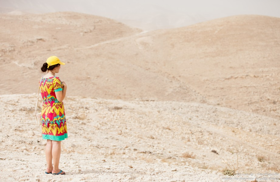 a beautiful 28-year-old pilgrim girl photographed in the Holy Land in September 2015, picture 3