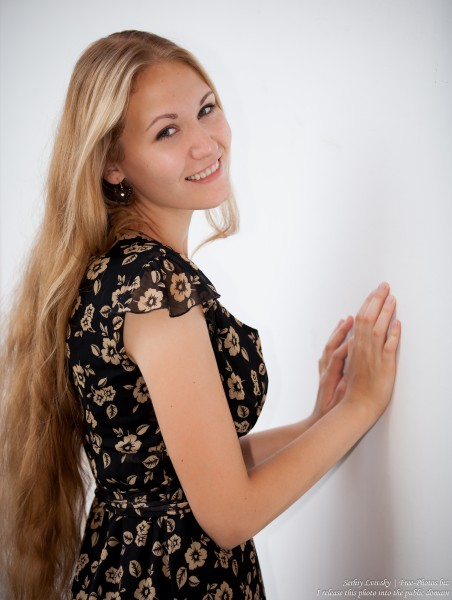 a Roman-Catholic tall girl photographed in September 2015 by Serhiy Lvivsky, picture 9