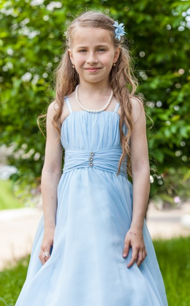 a young cute Chechen girl photographed in May 2014, picture 5/17