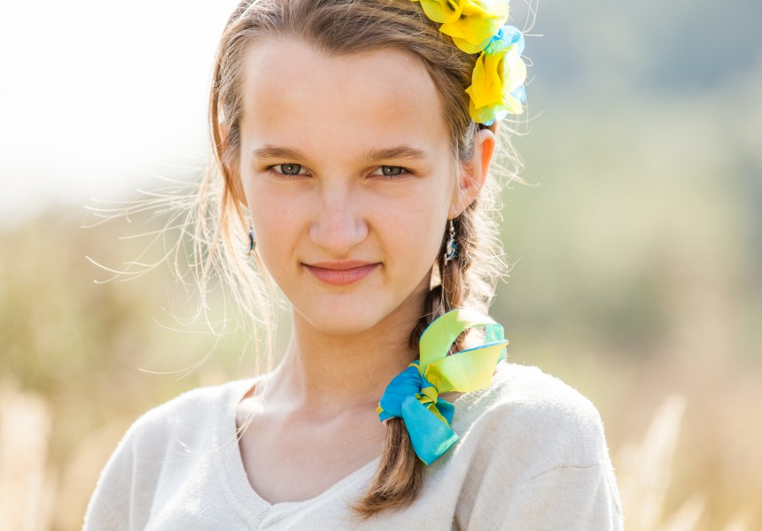 an amazing Catholic girl photographed in October 2014, picture 10
