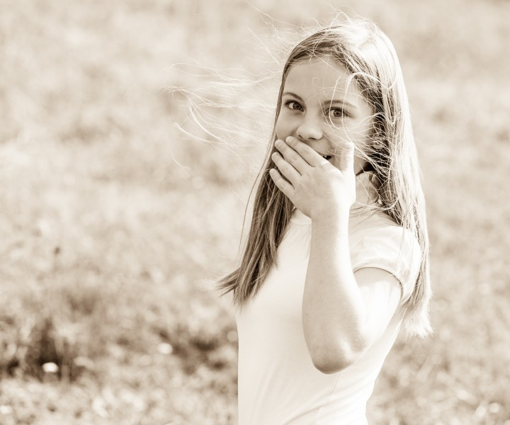 an amazingly beautiful young Catholic girl photographed in October 2014, picture 49, black and white