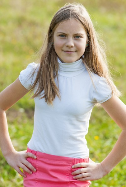 an amazingly beautiful young Catholic girl photographed in October 2014, picture 54